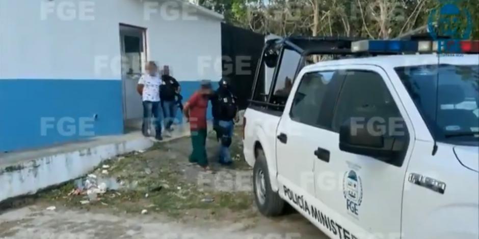 Policías de Tulum