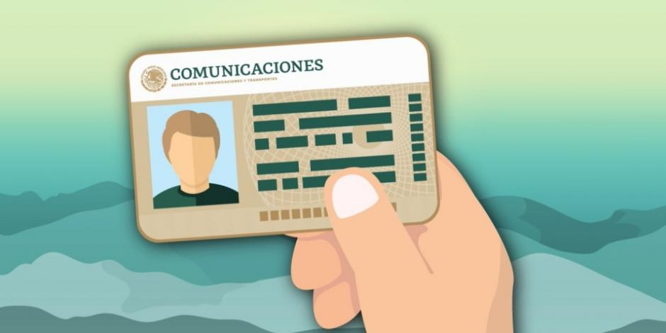 Licencia federal digital de conductor