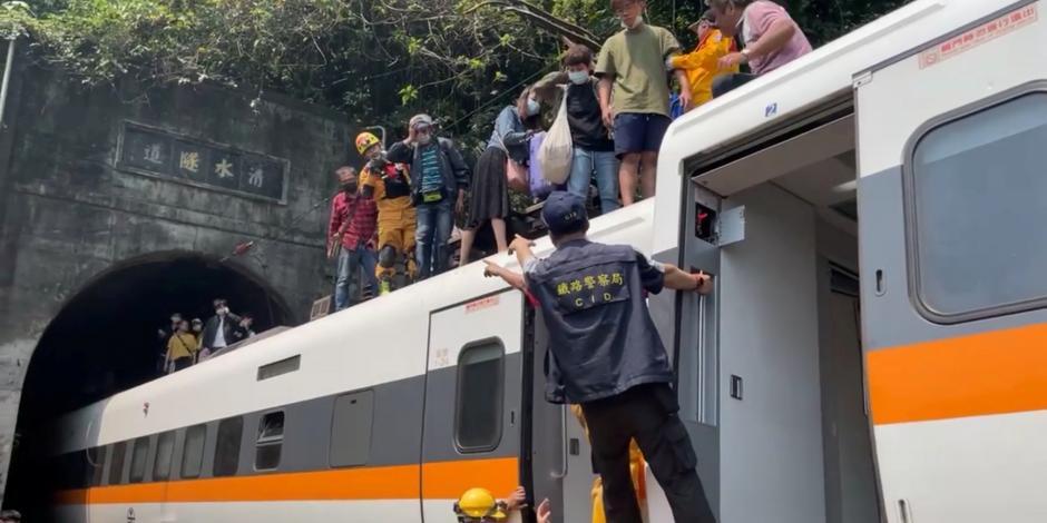 Tren Taiwán