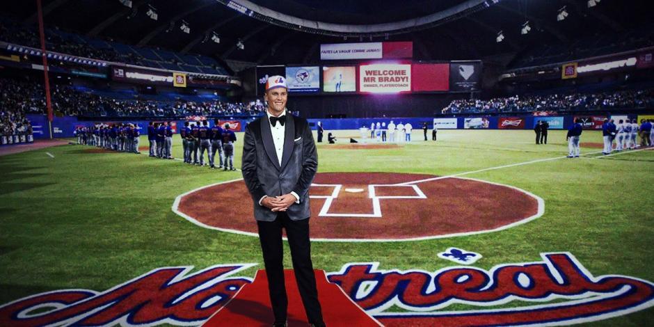 ¡Bombazo! Tom Brady anuncia su llegada a las Grandes Ligas