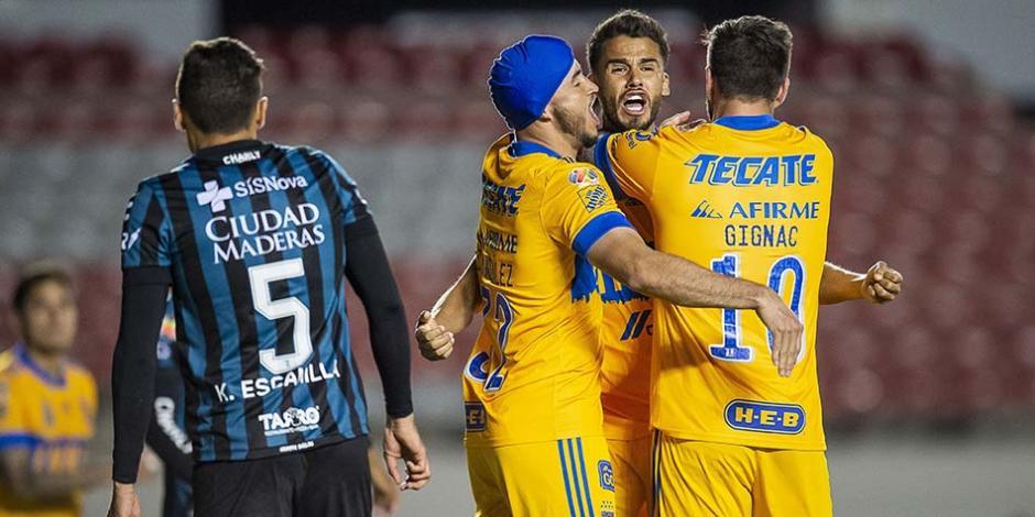 Queretaro-Tigres-Liga-MX