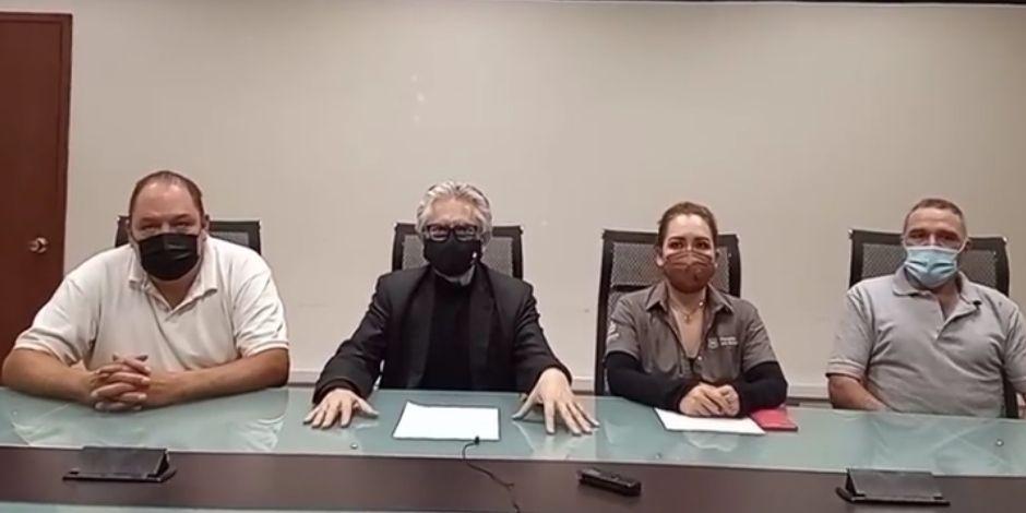 Fiscalía General del Estado de Jalisco.