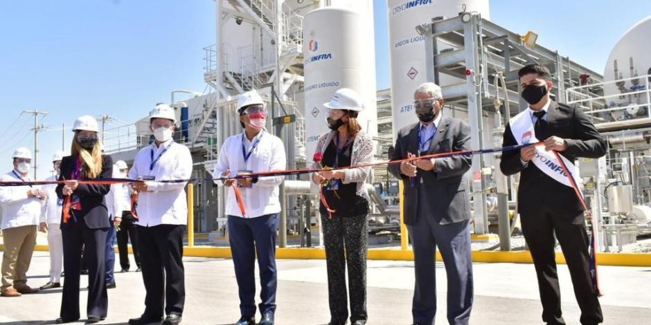 Grupo INFRA  planta en Ciudad Juárez