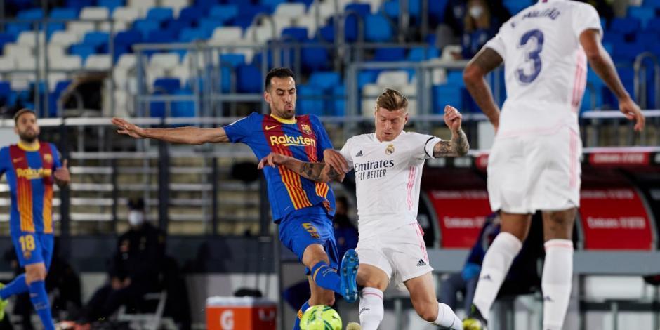 VIDEO: Resumen y goles del Real Madrid vs Barcelona, Clásico de España