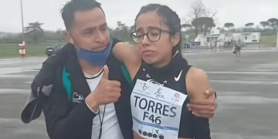 Juegos Olímpicos de Tokio: Mexicana Daniela Torres da la marca para la justa