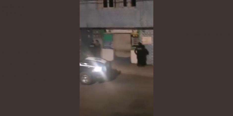 Abuso policial en Puebla