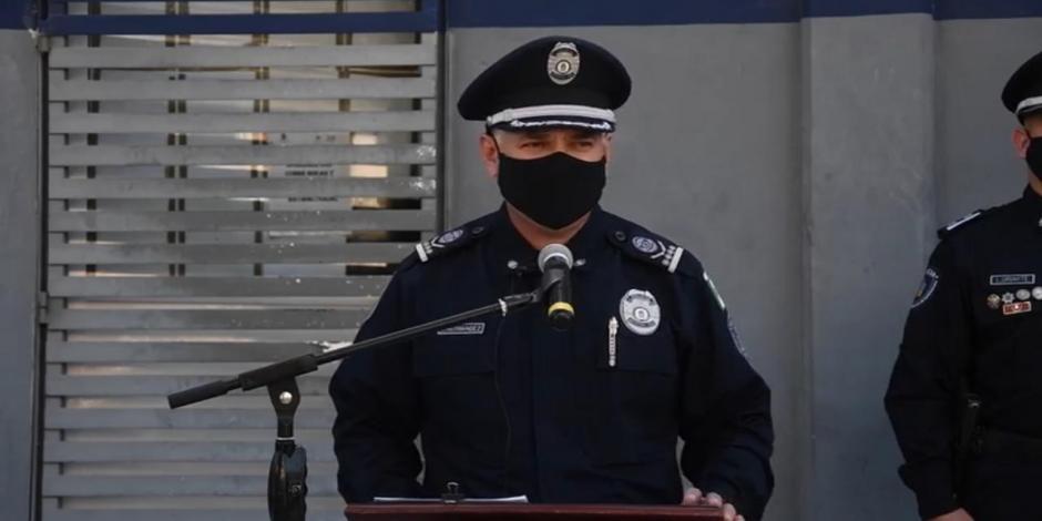 Lucio Hernández Gutiérrez, encargado de la Secretaria de Seguridad Publica de Quintana Roo