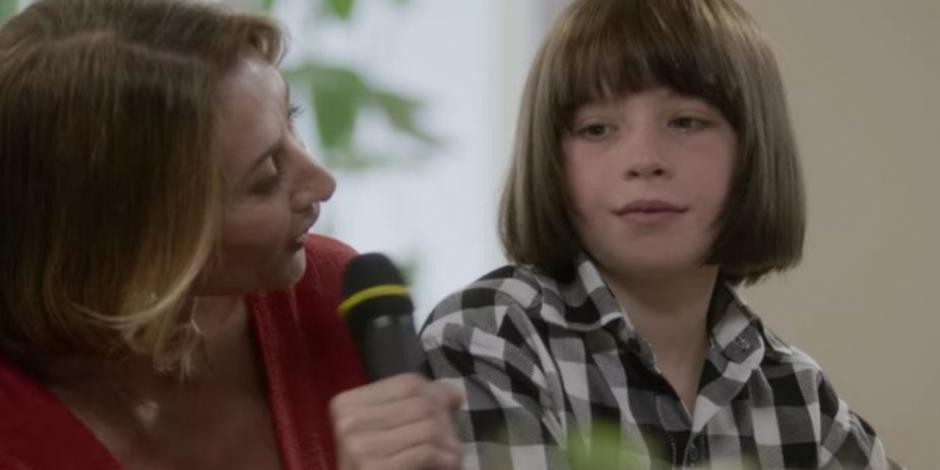 sergio basteri en la televisión de España