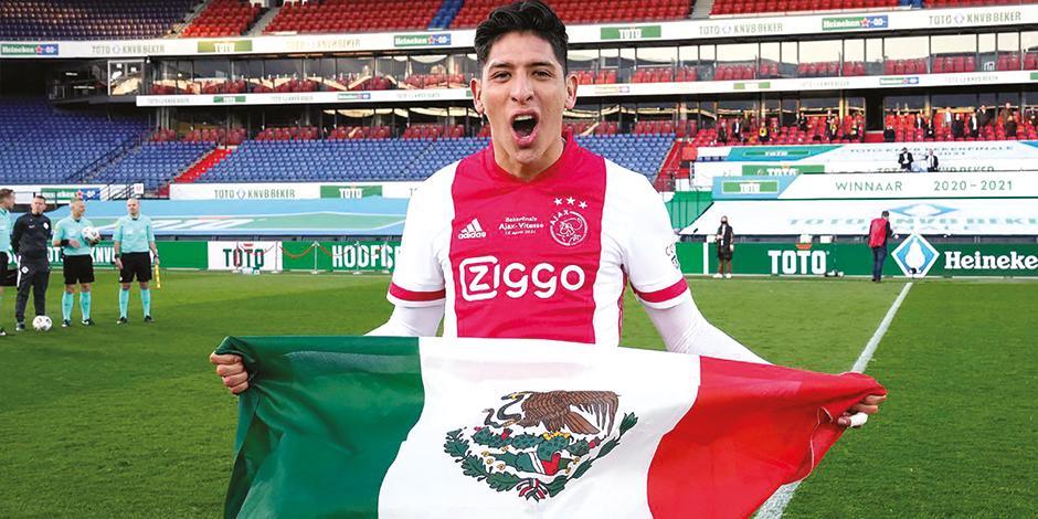 Álvarez festeja, ayer, tras la victoria en Róterdam.