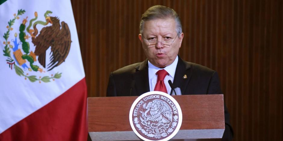 Arturo Zaldívar Lelo de Larrea