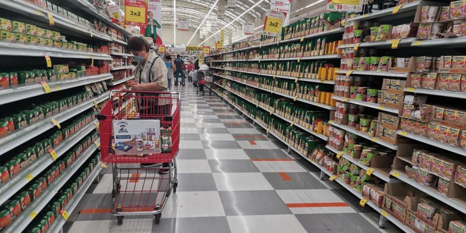 ventas-supermercados-precios-productos-economía