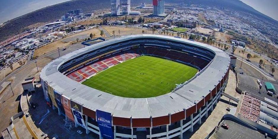 LIGA MX: Querétaro abre su estadio para la afición para juego ante Bravos de Juárez