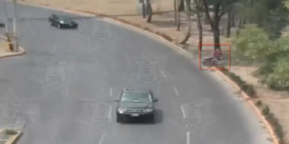 accidente en lomas verdes