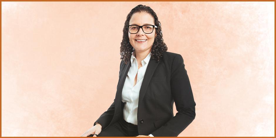 Begoña aristy, vicepresidenta de Gamesa-Quaker, en PepsiCo México