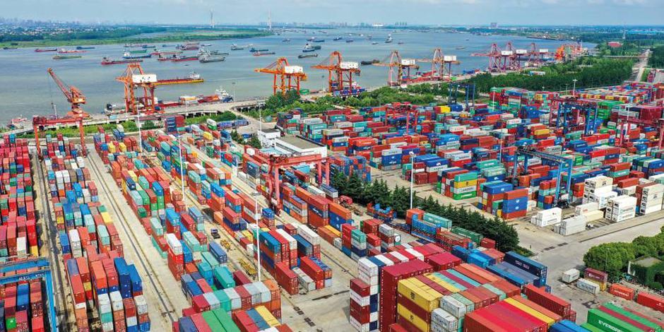 Exportaciones repuntan 12.2% en marzo, su mejor nivel en dos años