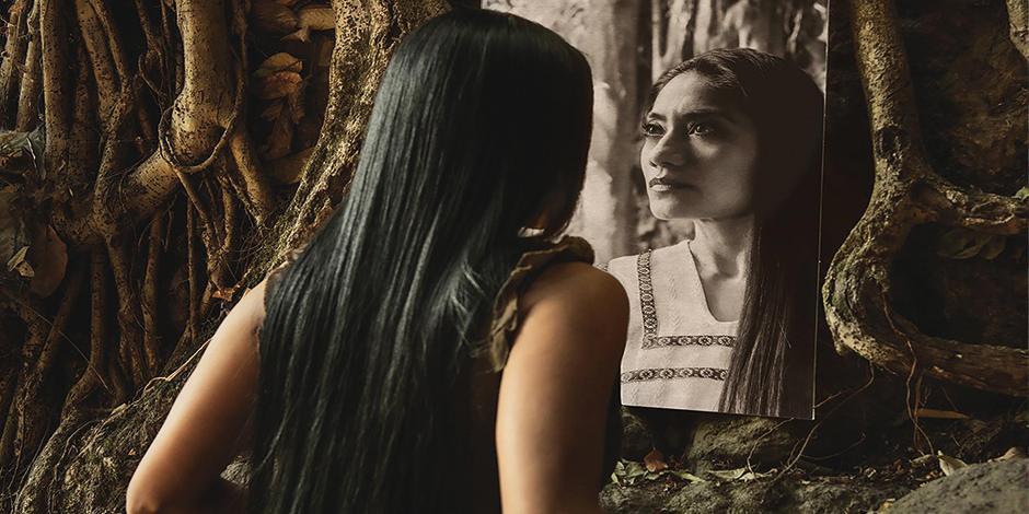 Mujer raíz, una de las coreografías que es parte del programa de México 500.