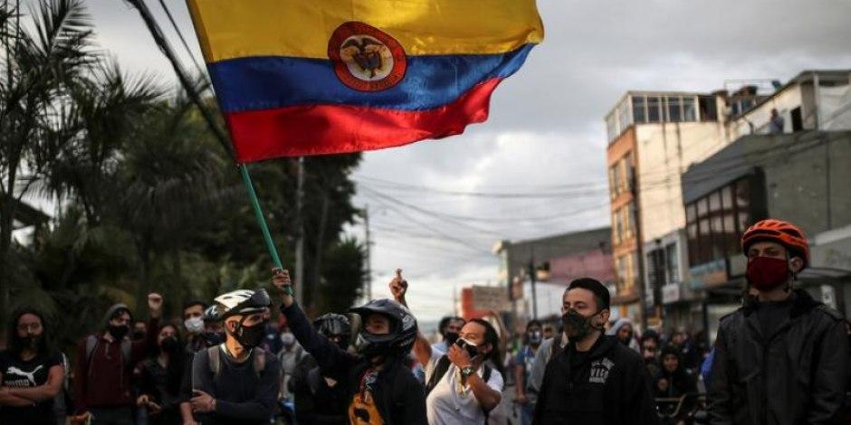 Miles de colombianos salieron a las calles este sábado para las marchas del Día Internacional de los Trabajadores
