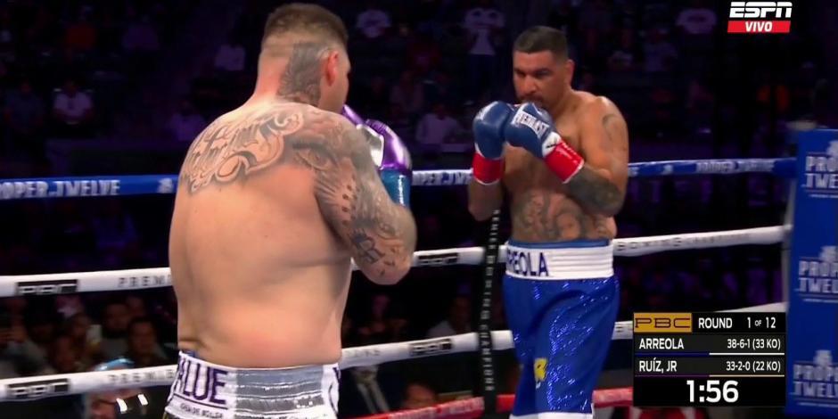 VIDEO: Resumen de la pelea de Andy Ruiz vs Chris Arreola
