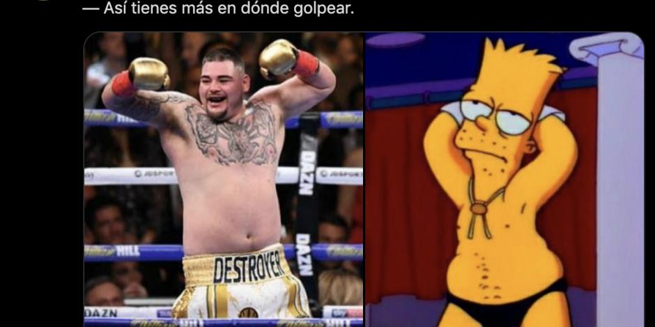 Memes de la pelea entre Andy Ruiz y Chris Arreola