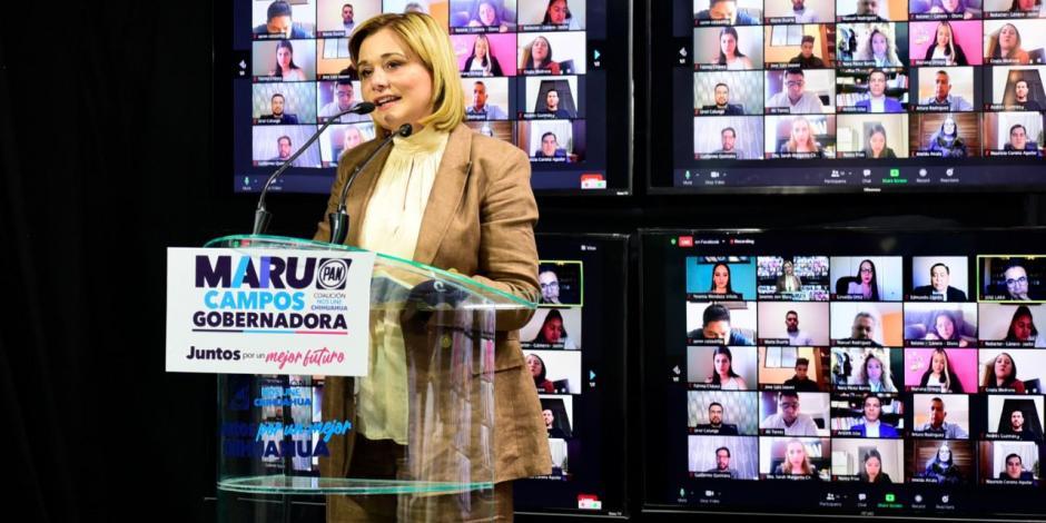 Maru Campos