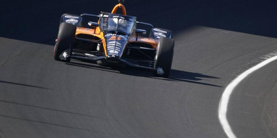Patricio O'Ward se corona en Indycar por primera vez en su carrera