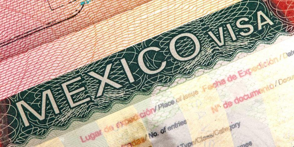 Visa mexicana-Visa-México