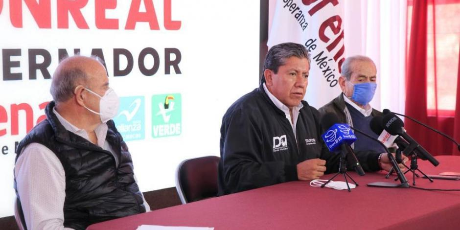 David Monreal, candidato a gubernatura de Zacatecas por Morena
