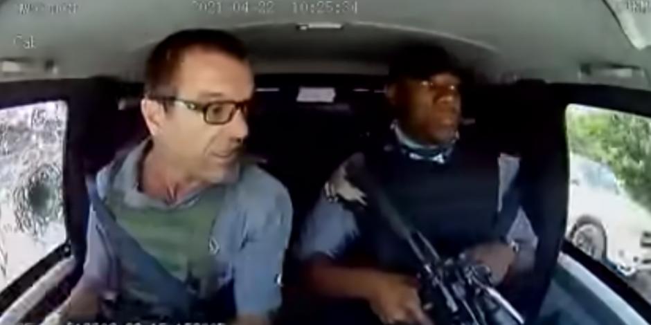 Conductor frustra robo
