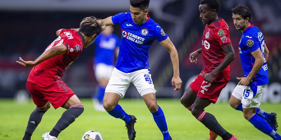 VIDEO: Resumen del Cruz Azul vs Toronto FC, Cuartos de Final, Concachampions