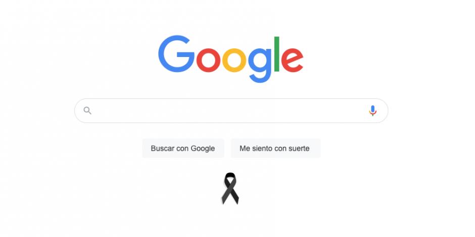 Google se une al luto