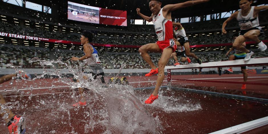 Juegos Olímpicos 2021: En medio de la incertidumbre, Japón hace prueba de atletismo