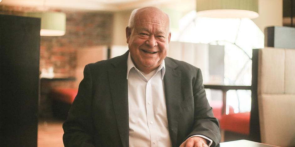 Víctor Manuel Castro Cosío, en entrevista con La Razón.
