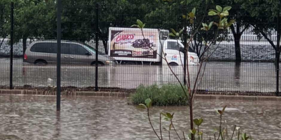 Inundaciones pachuca