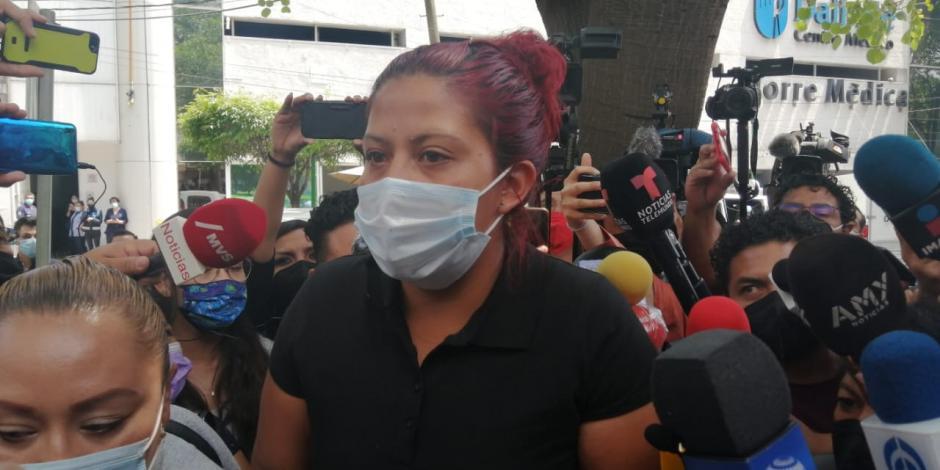 Línea 12: Madre de Giovanni acusa falta de apoyo del Gobierno