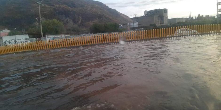 inundaciones-Autopista México Puebla