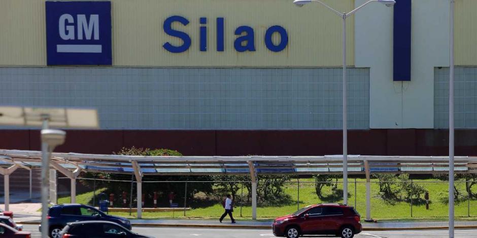 General Motors-GM-Silao-CTM