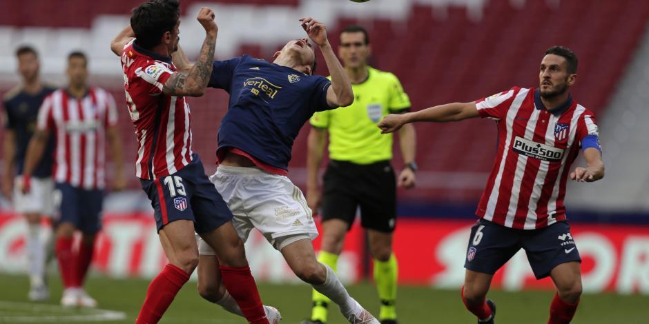 VIDEO: Resumen del Atlético de Madrid vs Osasuna, Jornada 37, LaLiga de España