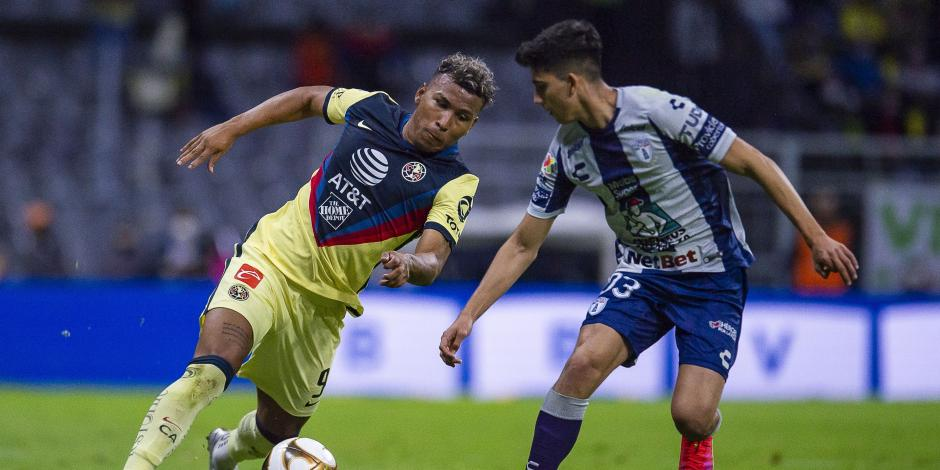 VIDEO: Resumen del América vs Pachuca, Cuartos de Final, Guard1anes 2021 Liga MX ROGER MARTÍNEZ