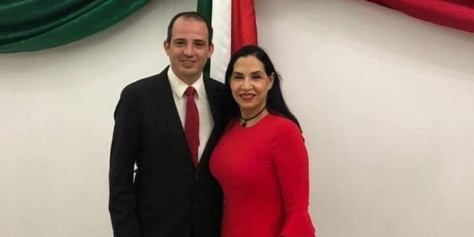 Octavio Pérez Garay-Marina Garay