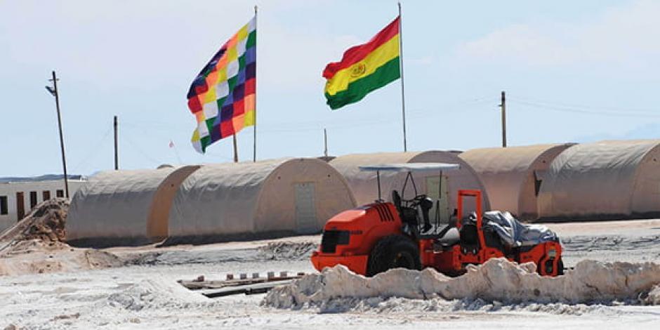 Litio-Bolivia