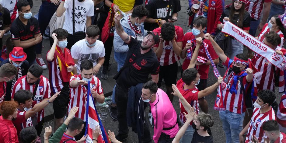 Aficionados Atlético de Madrid