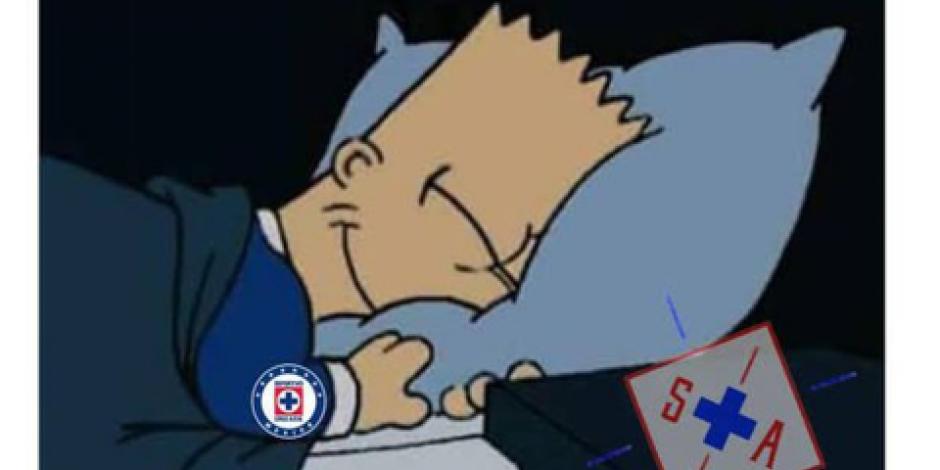Memes del pase de Cruz Azul a la final del Guard1anes 2021