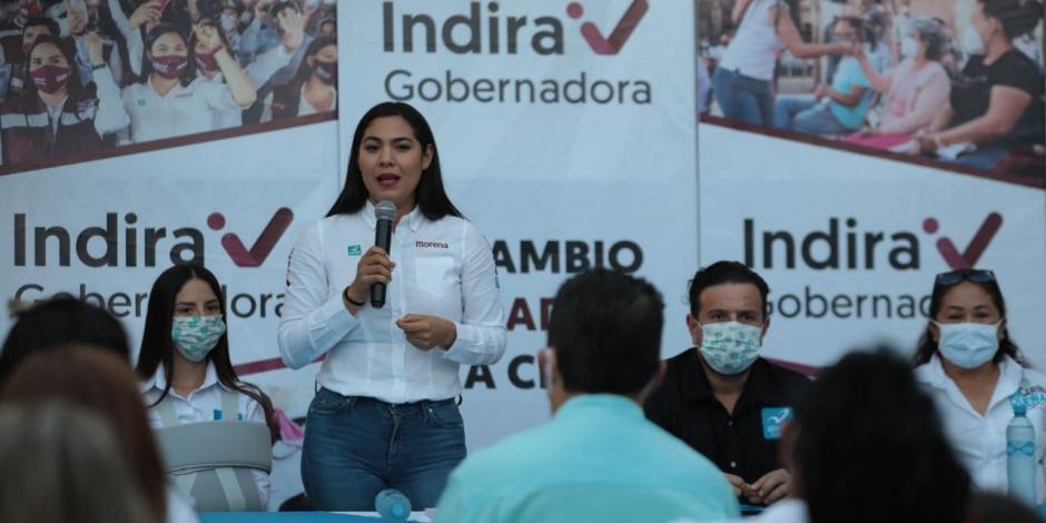 Indira Vizcaíno Silva
