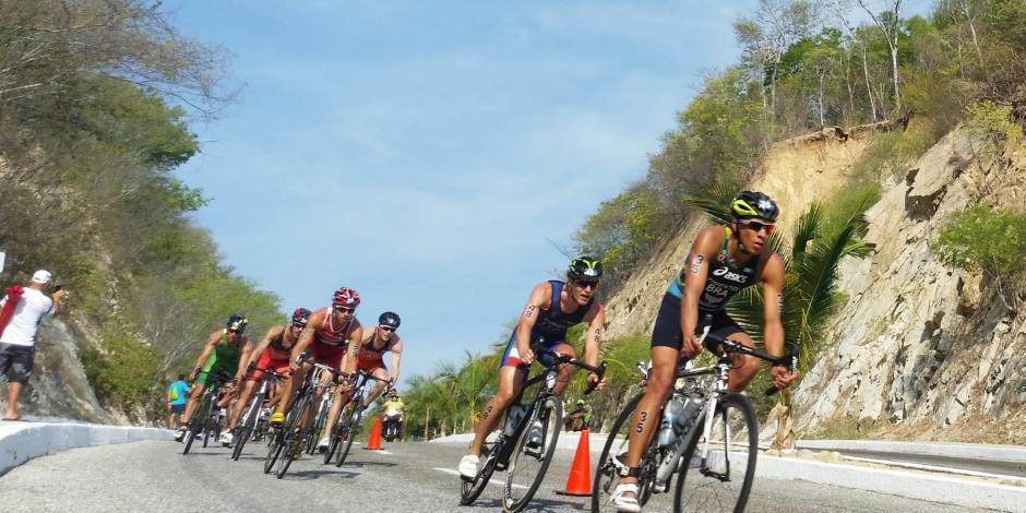 ciclistas de Oaxaca