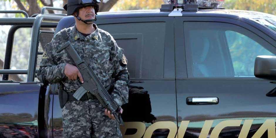 Policía Jalisco