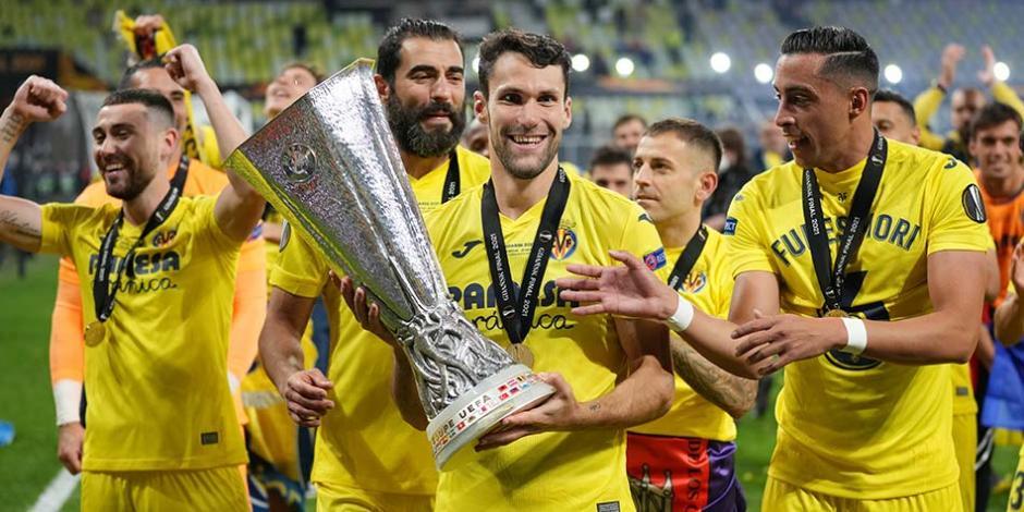 Villareal Campeón Europa League