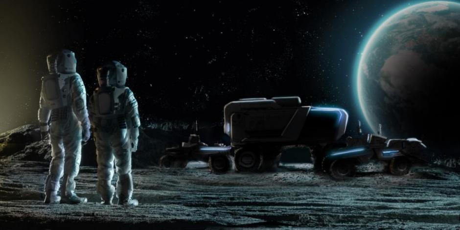 Lockheed Martin-General Motors-Nasa