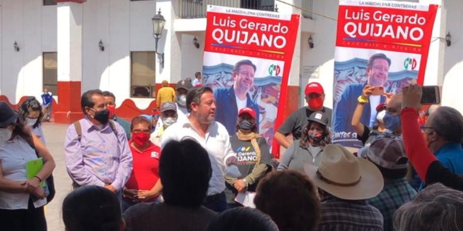 Luis Gerardo QUijano