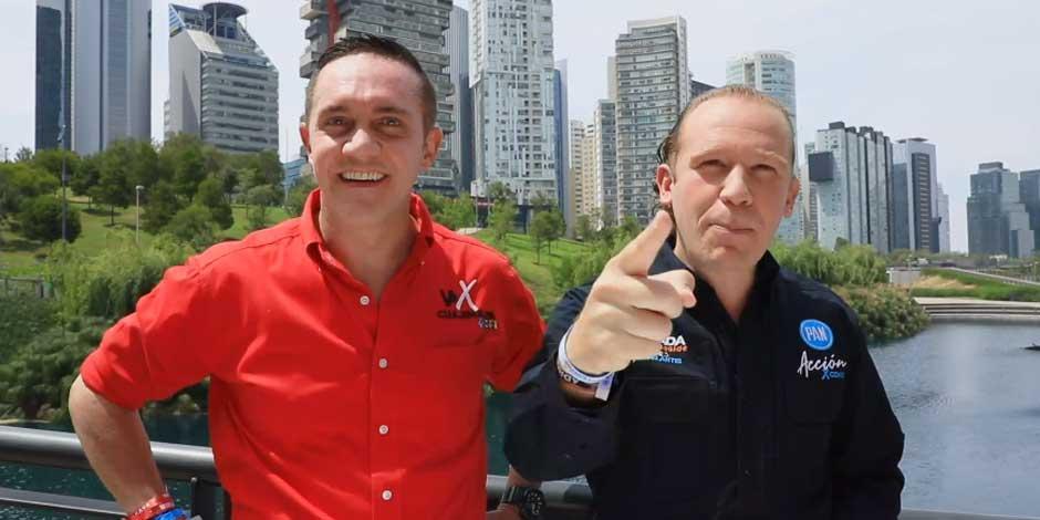 Candidatos CDMX