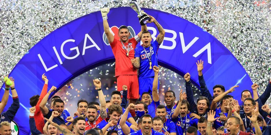 ¡HISTÓRICO! Cruz Azul, campeón de la Liga MX, después de 23 años, tras derrotar a Santos